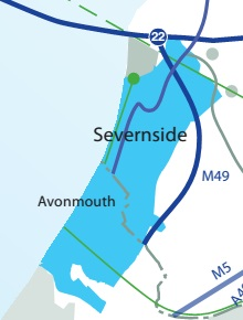 Avonmouth Enterprise Area