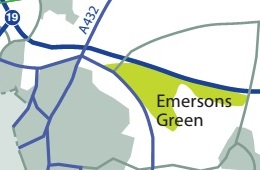 Emersons Green Enterprise Area