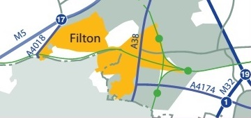 Filton Enterprise Area