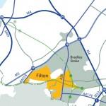 Filton EA Map