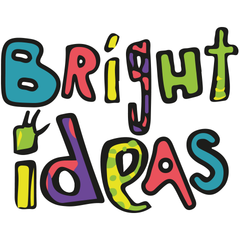 Bright Ideas - Poster created by young people for CAMHS professionals