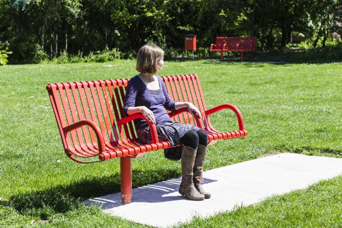 Patchway bench