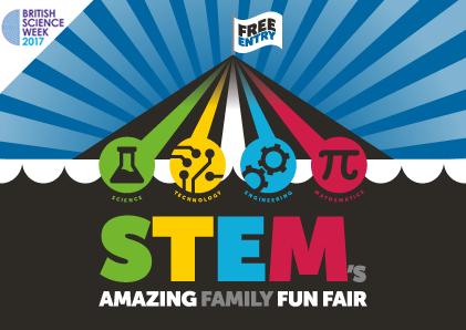 STEM's amazing family fun fair