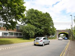 Existing Gipsy Patch Lane bridge