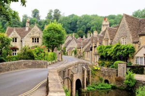 Photo of Cotswolds village