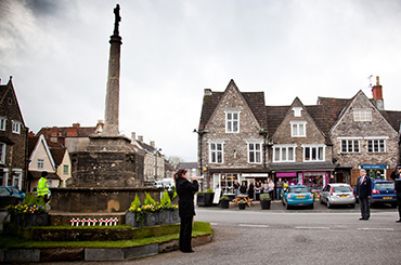 Chipping Sodbury Town Cross - Broad Street