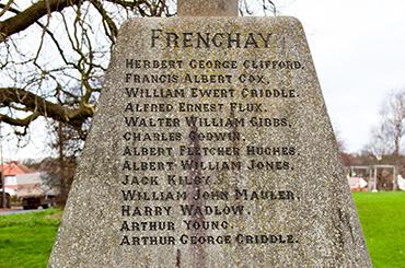Hambrook - Whiteshill Common