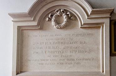 Horton - St James the Elder Church