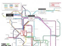Southmead Hospital map