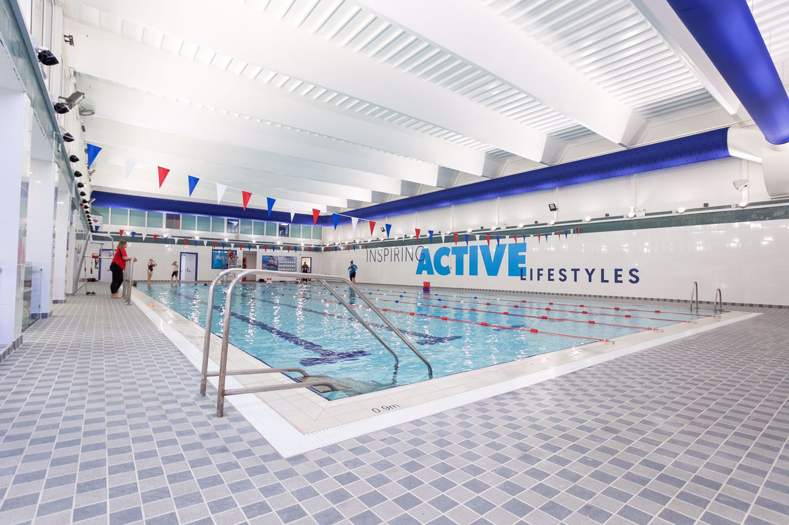 Making A Splash Yate Active Lifestyle Centre S Pools