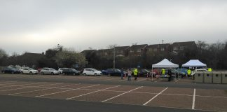Surge testing - Stoke Gifford Parkway