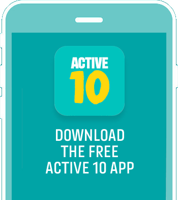 Download the free Active 10 app