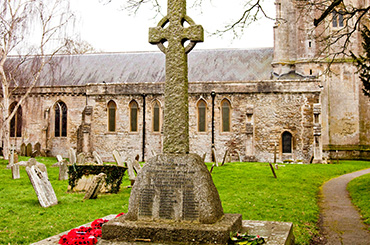 Bitton - St Mary's Church