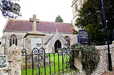 Doynton - Holy Trinity Church