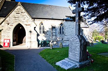 Filton - St Peter's Church