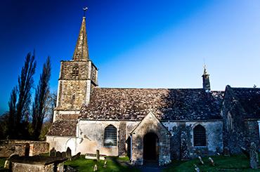 Hill - St Michael's Church