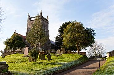 Oldbury-on-Severn - St. Arilda's Church
