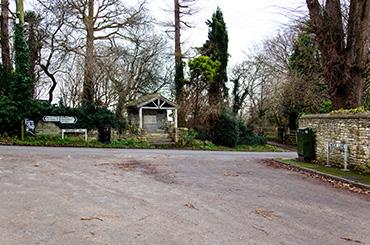 Upton Cheyney - Marshfield Road