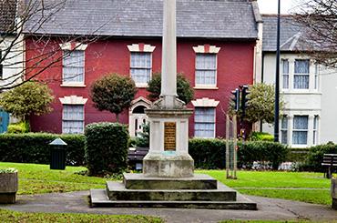 Warmley - Memorial Gardens - Stanley Road